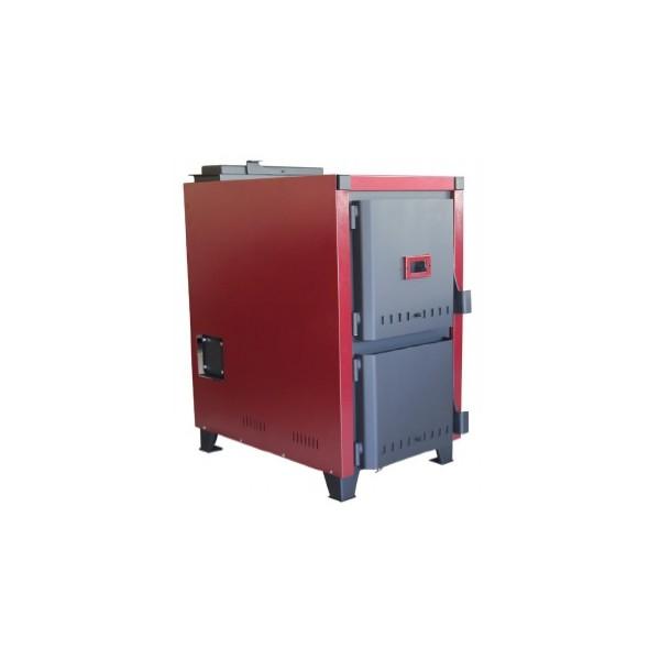 Caldera de le a cl 30 e tiendadelabiomasa for Calderas para calefaccion central a lena